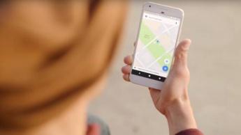 Google Maps aplicação smartphones Android transportes públicos