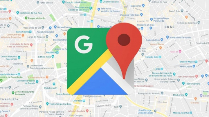 Google Maps smartphones Android iOS
