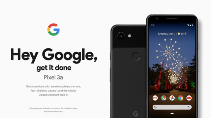 Google Pixel 3a XL smartphone Android