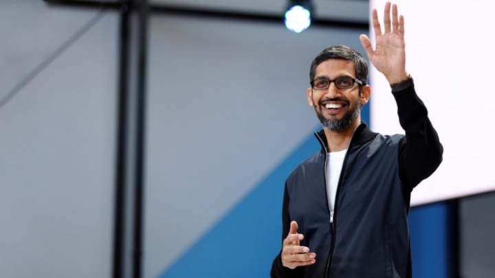 Google Sundar Pichai Apple YouTube Chrome privacidade Maps