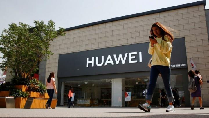 Huawei smartphones Android Google EUA
