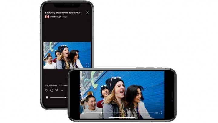 Google YouTube IGTV Instagram rede social