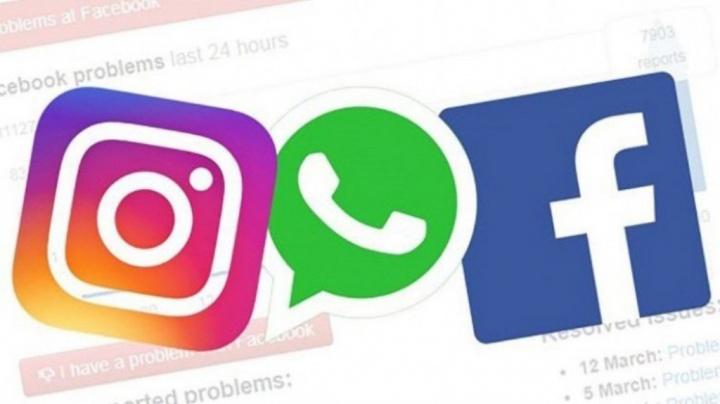 Instagram WhatsApp Facebook redes sociais Brasil