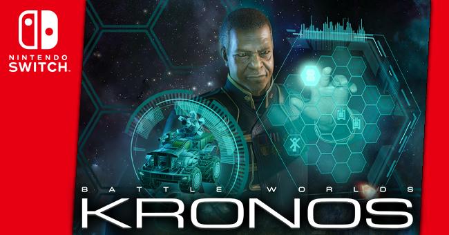 A Nintendo Switch vai participar em Battle Worlds: Kronos, após sucesso no PC