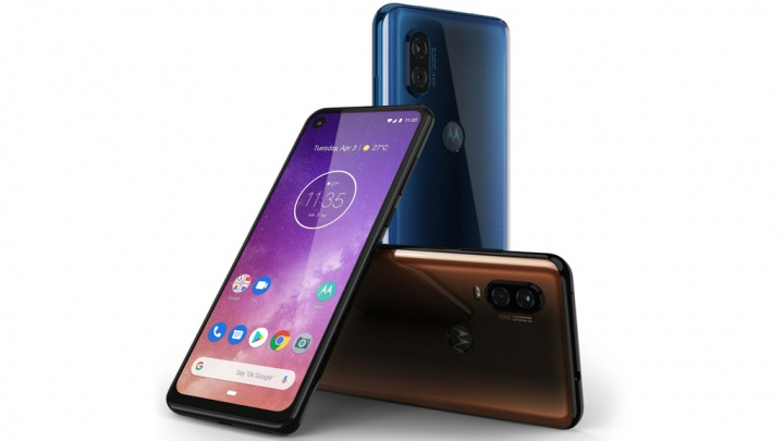 Motorola One Vision smartphone Android Brasil