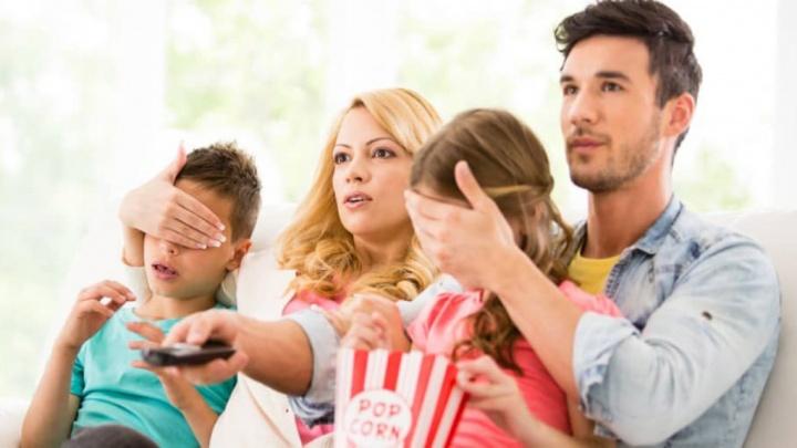 Netflix controlos parentais conta streaming