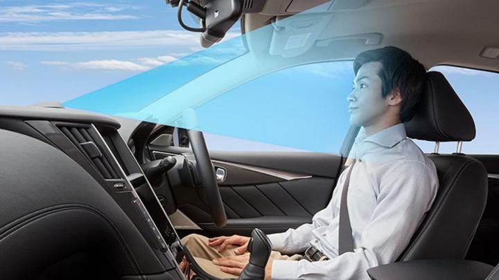 Picture Nissan ProPILOT 2.0, the competitor of Tesla Autopilot