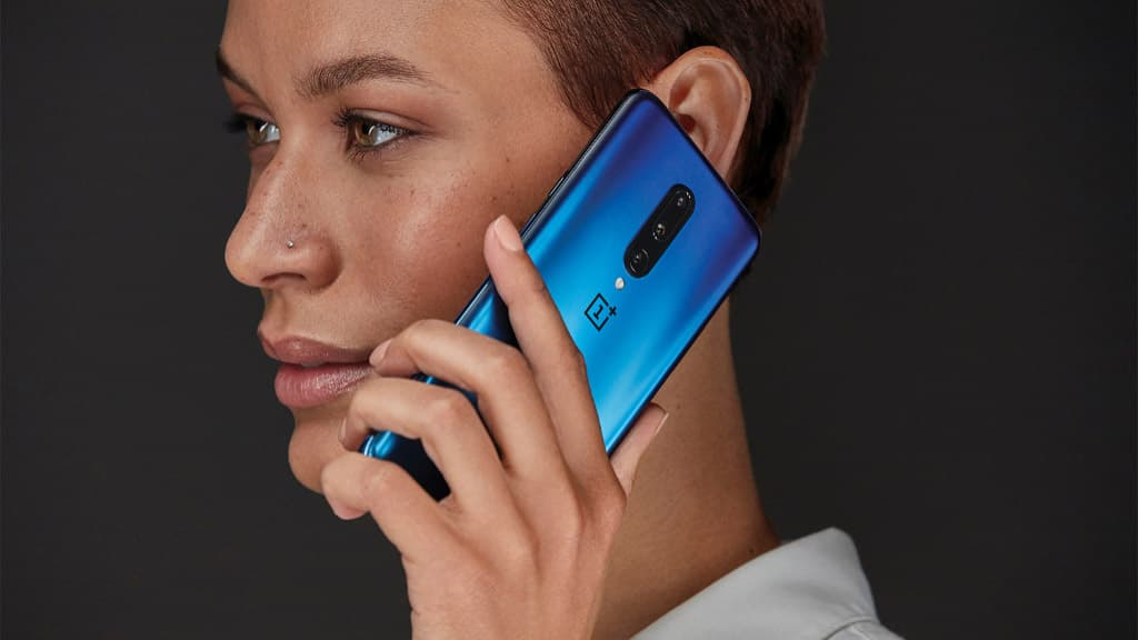 OnePlus 7 smartphones Android OxygenOS
