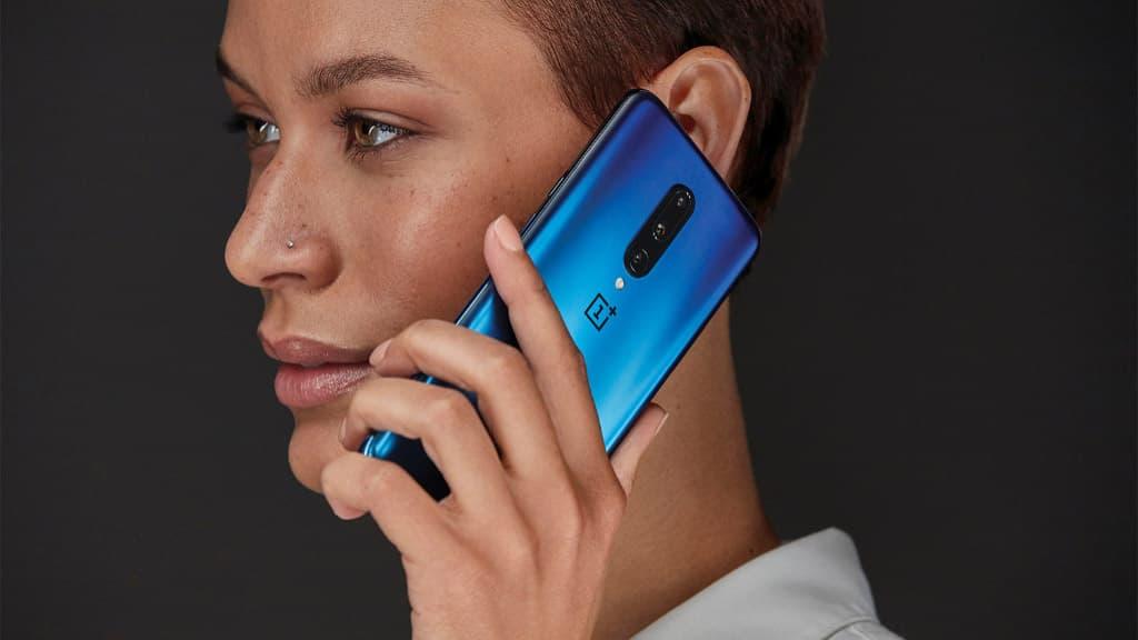 OnePlus 7 smartphones Android OxygenOS
