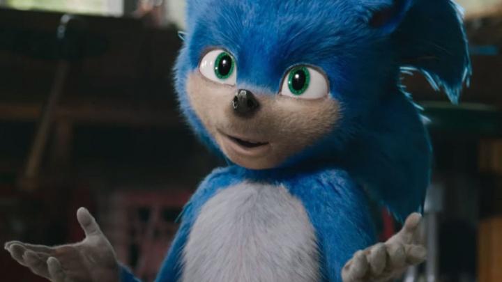 Sonic o filme cinema Sega jogos