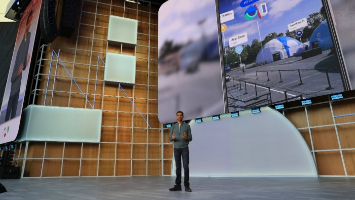 Google Sundar Pichai Apple YouTube Chrome privacidade Maps