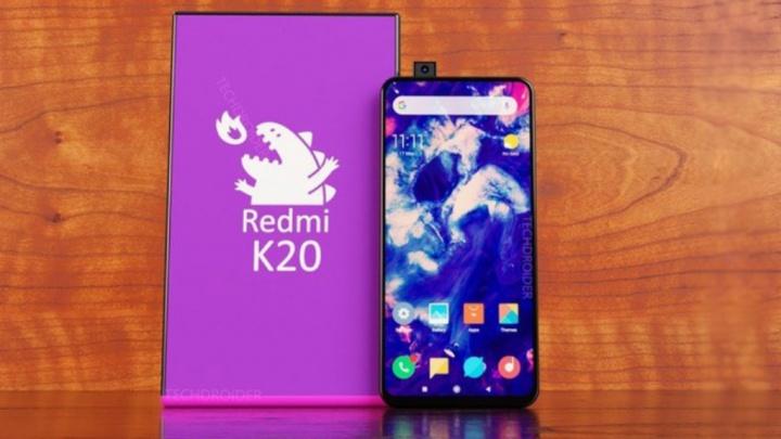 Xiaomi Redmi K20 smartphone Android