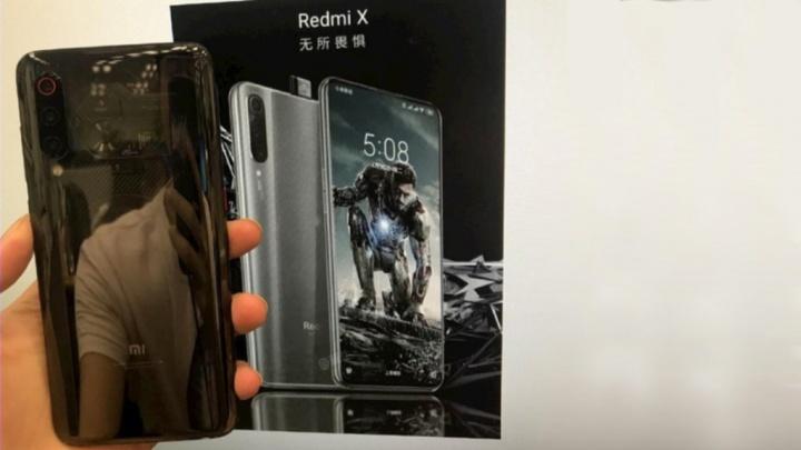 Xiaomi Redmi X smartphone Android