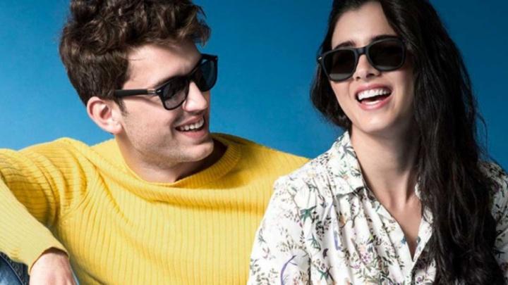 Xiaomi óculos de sol polarizados smartphones trotinetes Mi Square, Mi Pilot