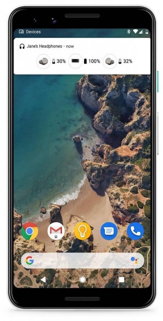 Android Q Bluetooth smartphones localização