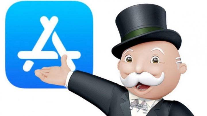 Apple EUA App Store tribunal monopólio