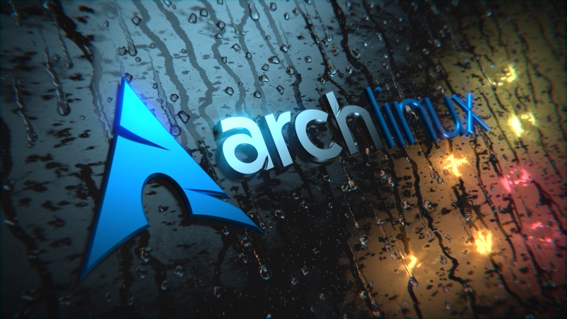 install arch linux wsl