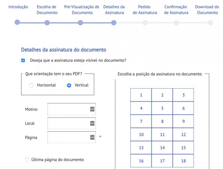 Como assinar Documentos com a Chave Móvel Digital