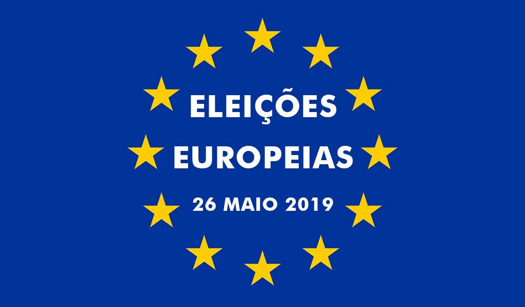 Eleições Europeias 2019! Saiba já onde irá votar