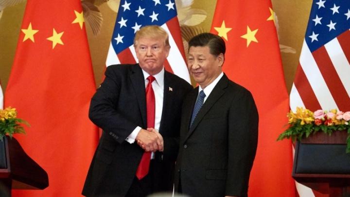 Trump EUA China Huawei emergência