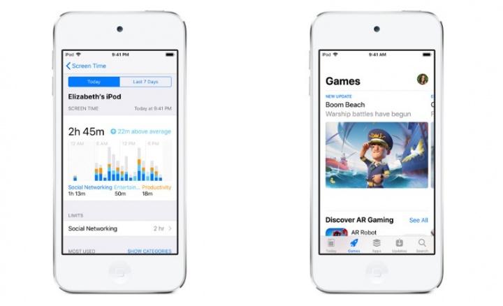 Apple: Novo iPod touch chega mais poderoso e com Realidade Aumentada