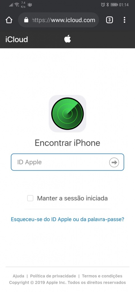 iPhone Apple Android iPad encontrar