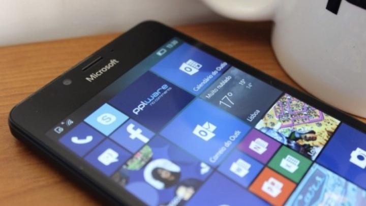 Windows 10 Mobile Microsoft atualização segurança smartphones