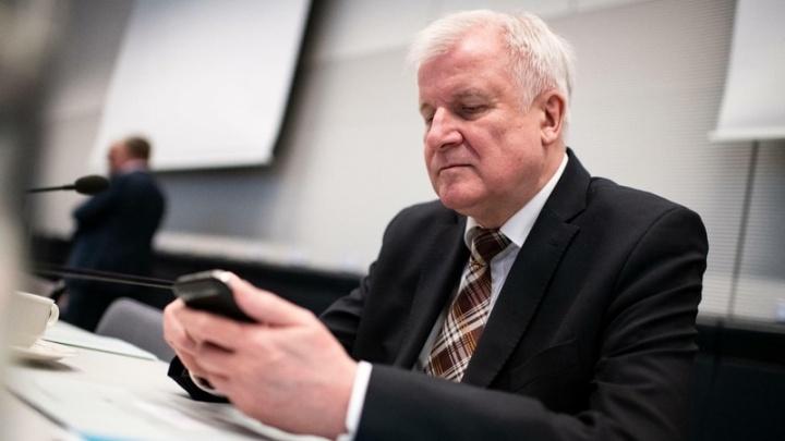 Ministro alemão mensagens cifradas privacidade