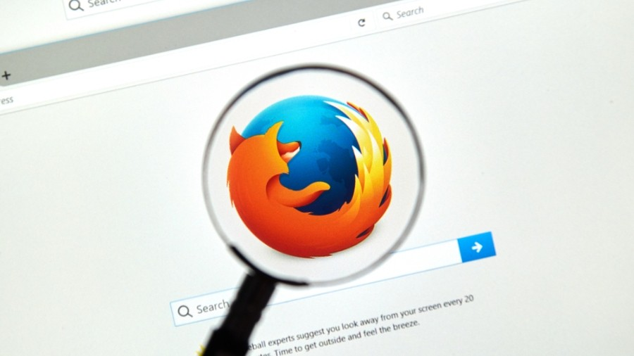 Firefox ads follow this Mozilla
