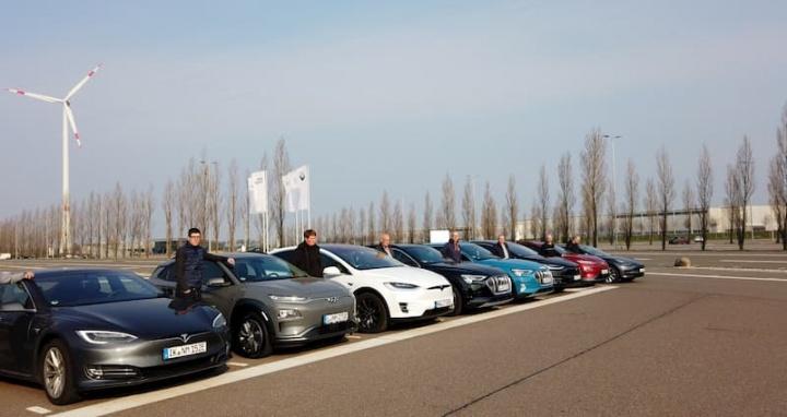 Afinal qual o carro elétrico que tem melhores consumos?