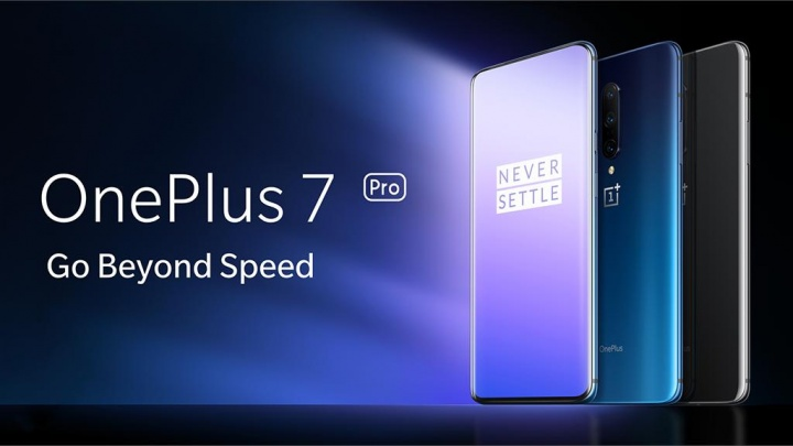 OnePlus 7 Pro smartphones Android
