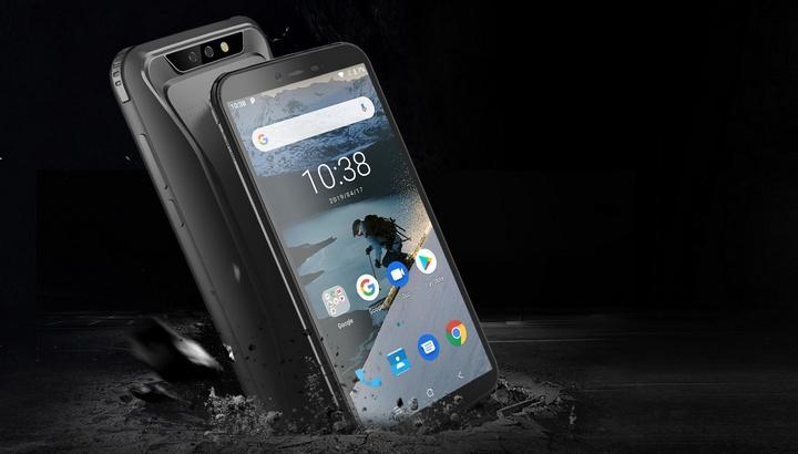 Até onde pode ir um Rugged Phone? Assista ao vídeo com o Blackview BV5500 Pro
