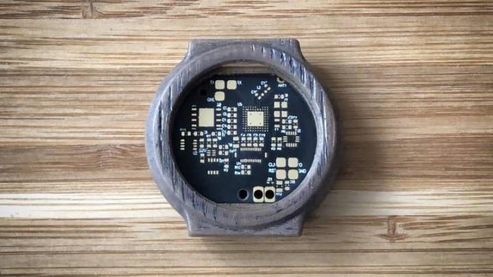 smartwatch reddit caseiro construir