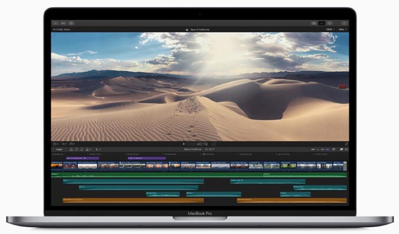 Apple teclado MacBook Pro novidades programa