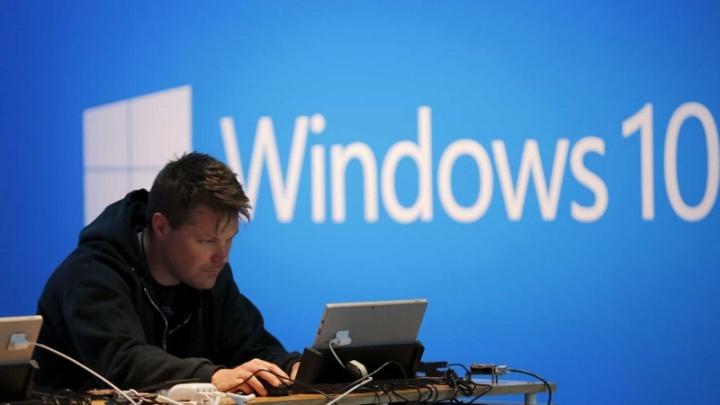 Windows 10 Microsoft Paint teclado novidades