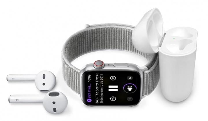 Apple Watch: Saiba como pode ter músicas no seu relógio inteligente