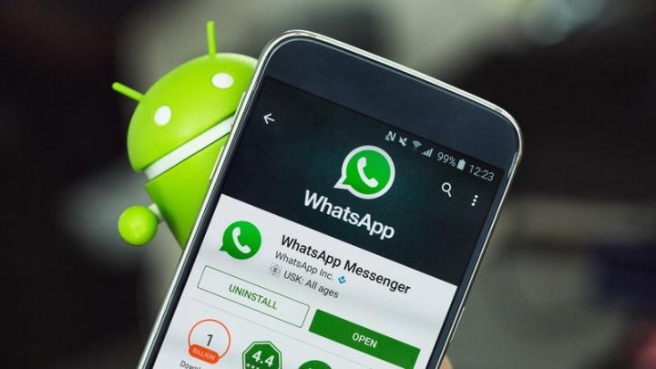 WhatsApp Android recebeu mais dark mode e agora tem também a imagem do Facebook Inc.