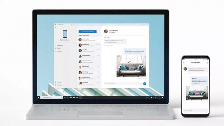 Android Windows 10 Microsoft novidades sincronização