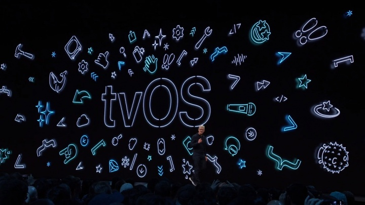 Apple tvOS 13 WWDC19 Xbox PlayStation 4 PS4