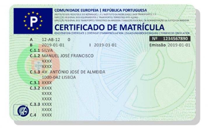 d9ec9817d3 Portugal: Conheça já o novo Documento Único Automóvel (livrete do carro)