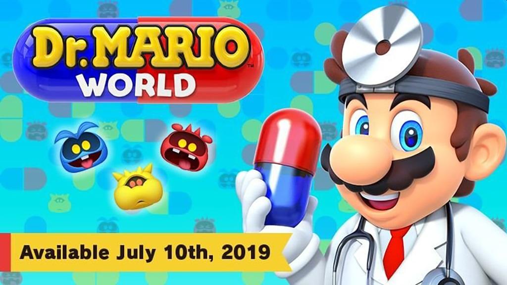 Nintendo Mario World Google Play Store Android iOS
