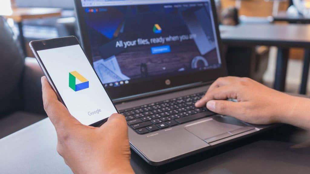 Google Drive Google Chrome modo offline