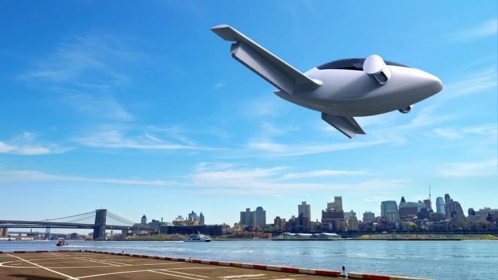 Jet Lilium: Está a chegar o Taxi Voador elétrico