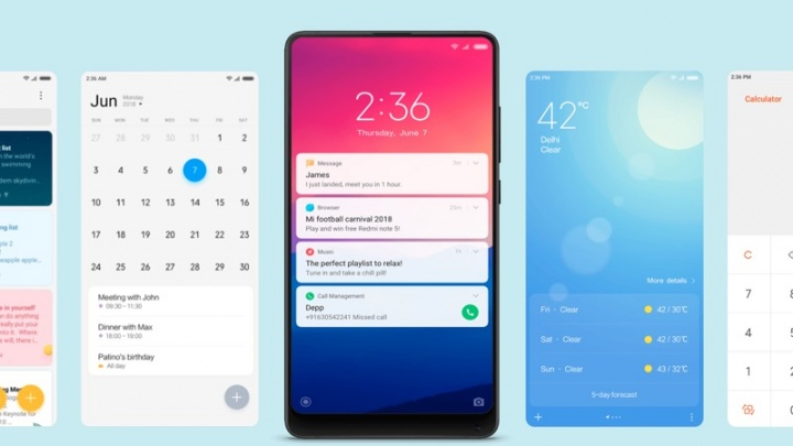 Xiaomi MIUI publicidade ROM utilizadores