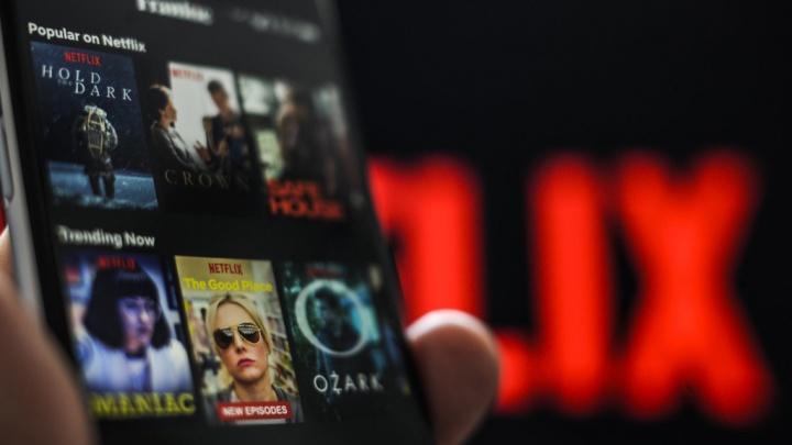 Netflix velocidade reprodução filmes séries