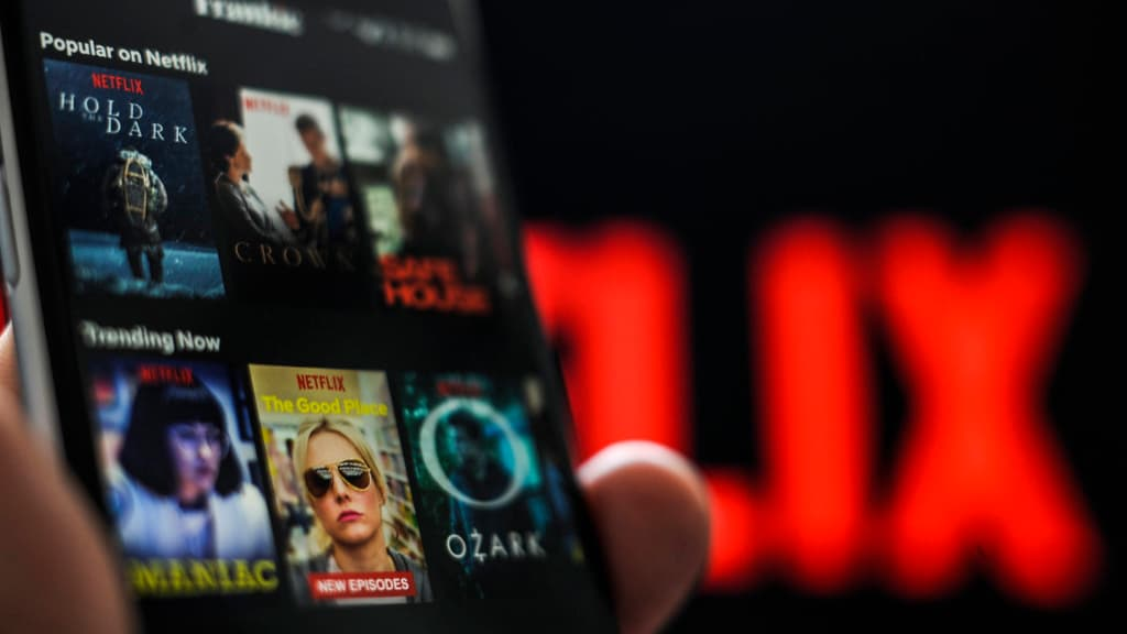 Netflix passwords partilha contas utilizadores