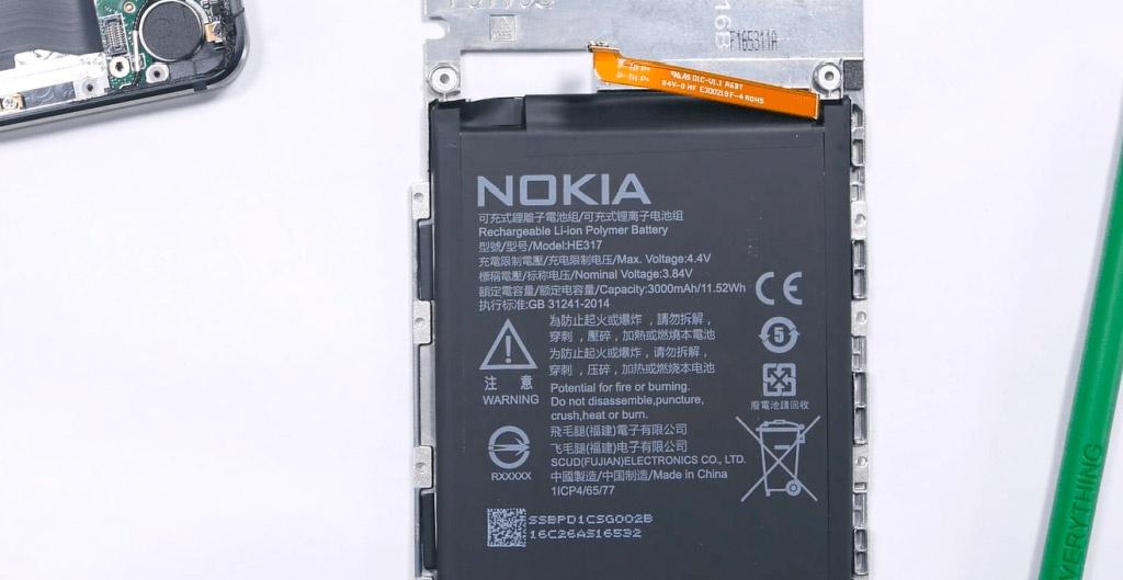 Nokia tem nova bateria revolucionária com até 2.5x mais autonomia!
