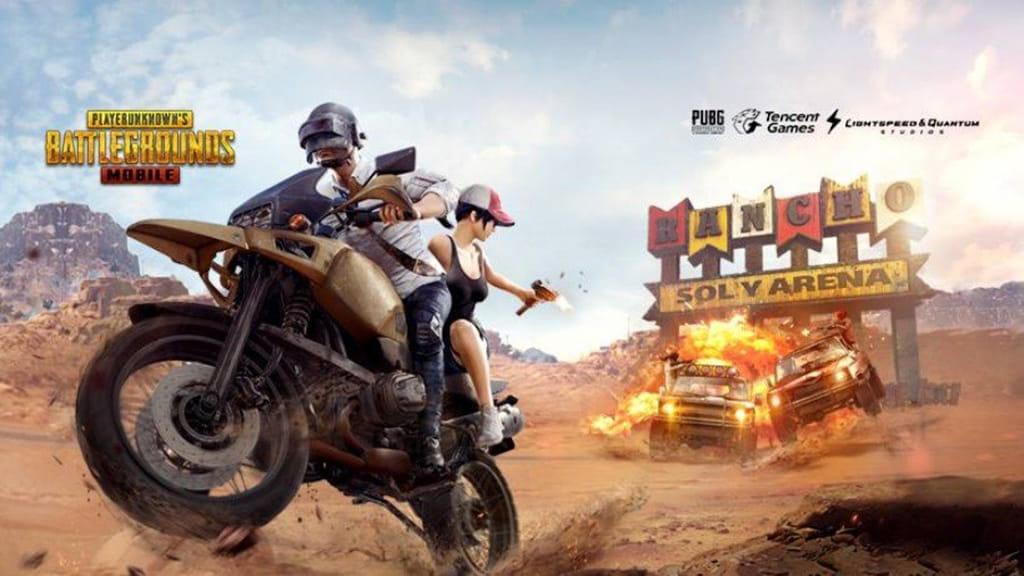 PUBG Mobile Google Play Store jogos Android