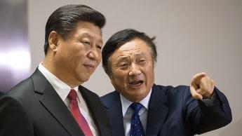 Ren Zhengfei Huawei CEO fundador