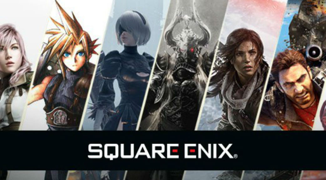 Square Enix Xbox Game Pass PSN jogos